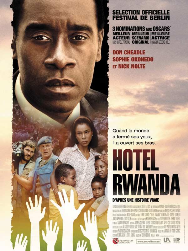 Resultado de imagen de Hotel Rwanda