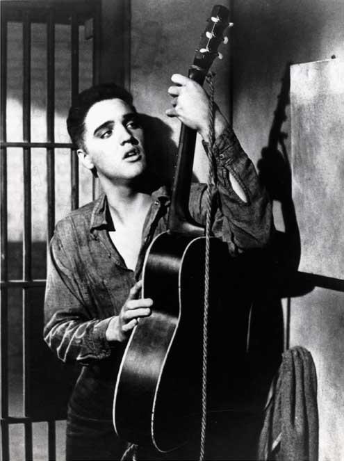Foto de Elvis Presley en la película El Rock de la Cárcel - Foto 22