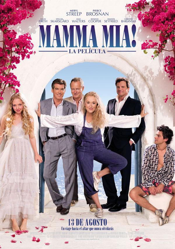 Mamma Mia La Película Película 2008 Sensacine Com