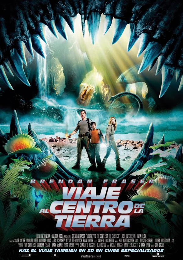 Cartel de Viaje al Centro de la Tierra - Poster 4
