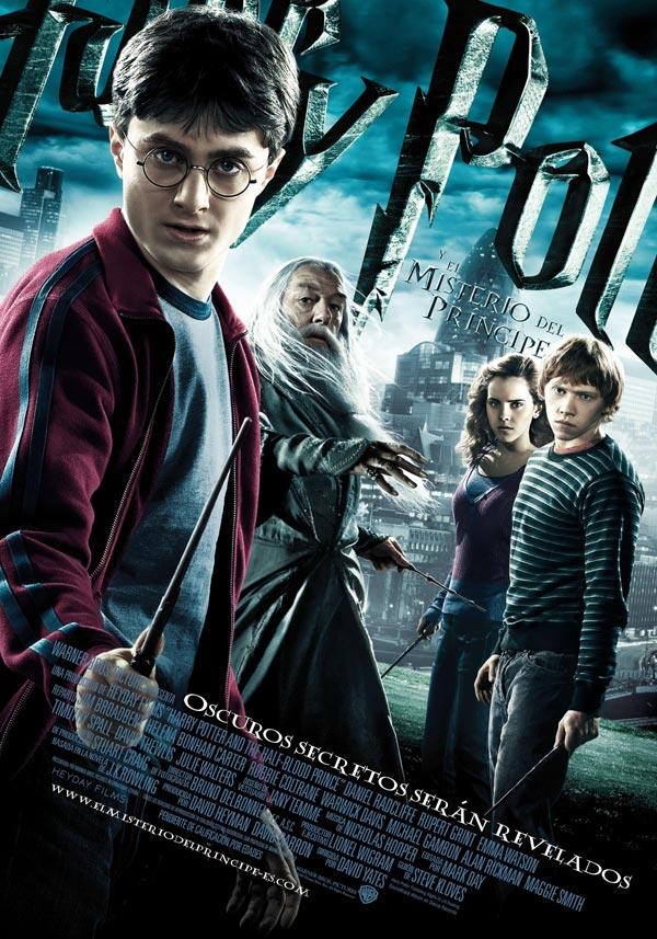Harry Potter Y El Misterio Del Príncipe Película 2009 Sensacine Com