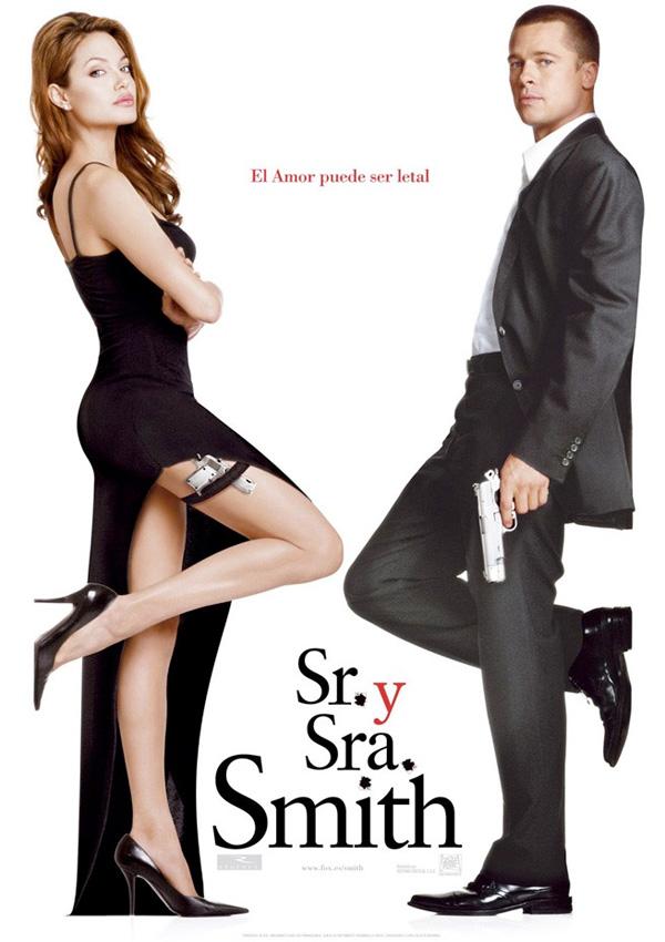 Sr. y Sra. Smith - Película 2005 - SensaCine.com