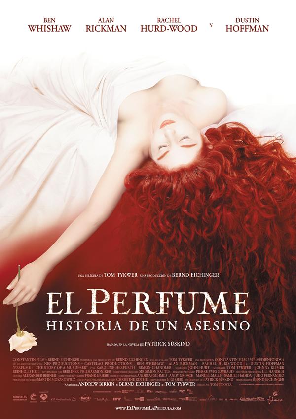 perfume de mujer novela