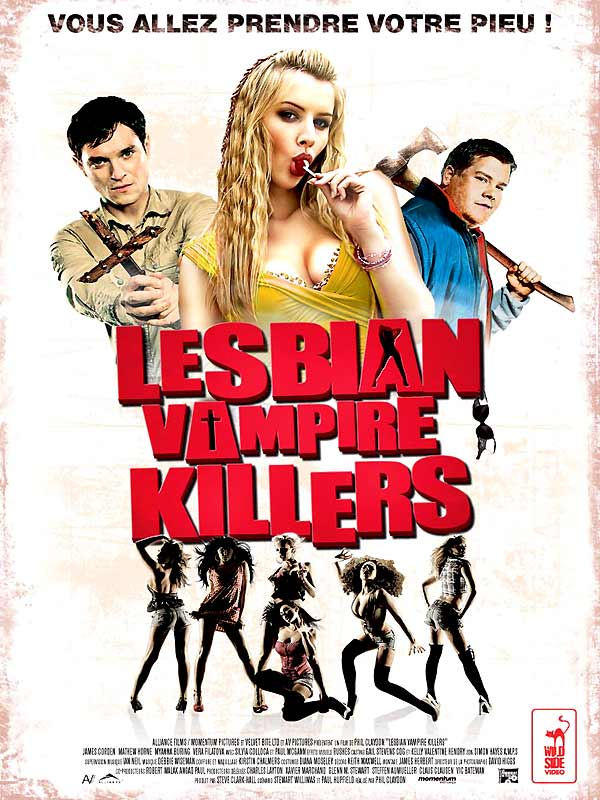 Pity, Emer kenny in lesbian vampire killers variant You
