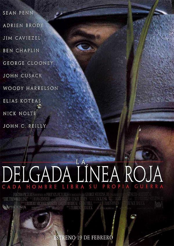 La Delgada Linea Roja 1998 | DVDRip Latino HD GDrive 1 Link