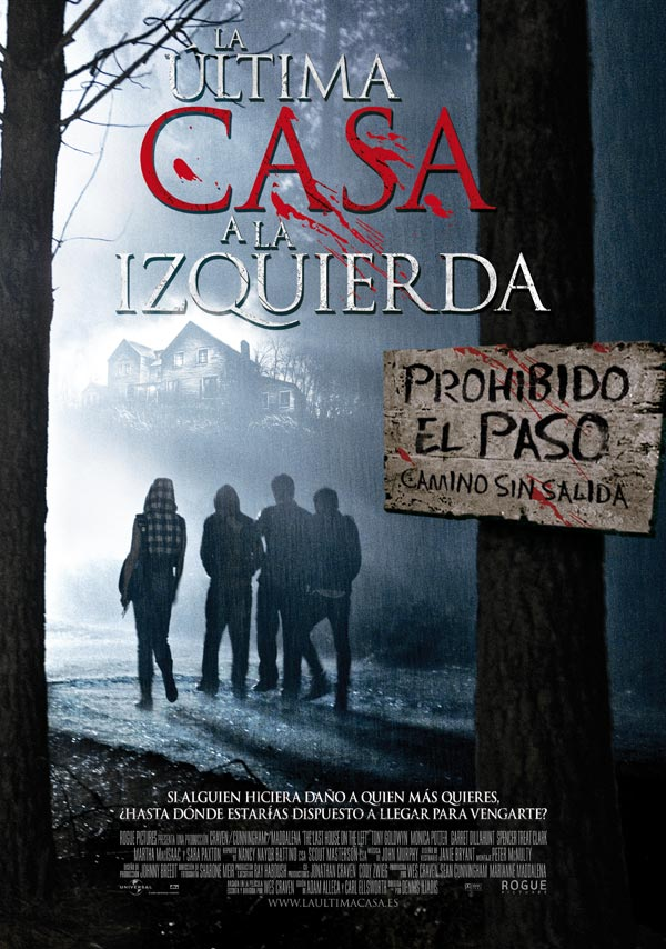 La última casa a la izquierda - Película 2009 - SensaCine.com