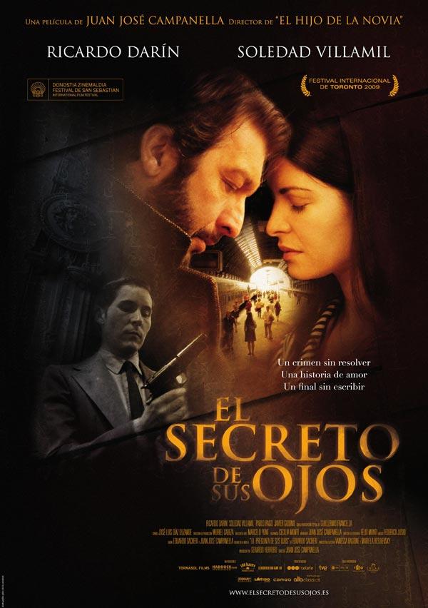El secreto de sus ojos la cr tica de for Banda sonora de el jardin secreto