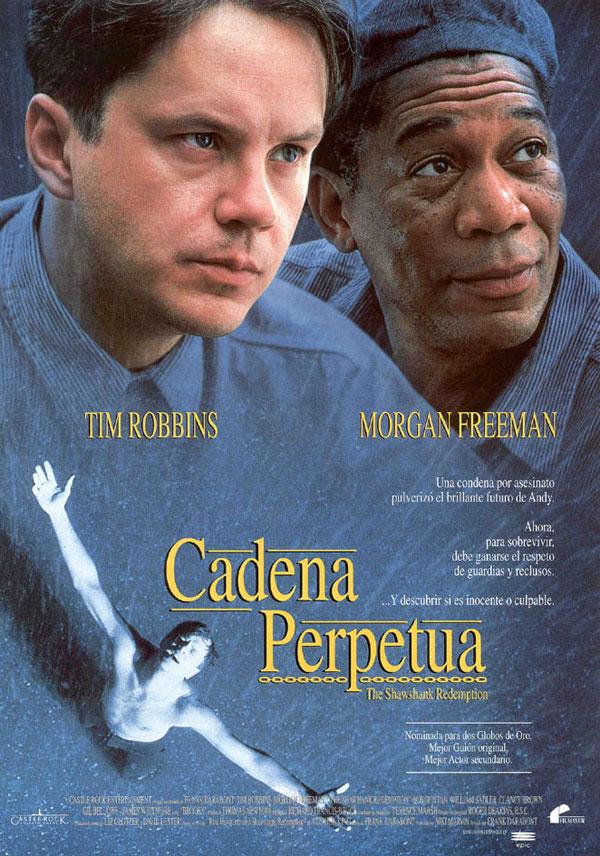 Cadena Perpetua Película 1994 Sensacine Com
