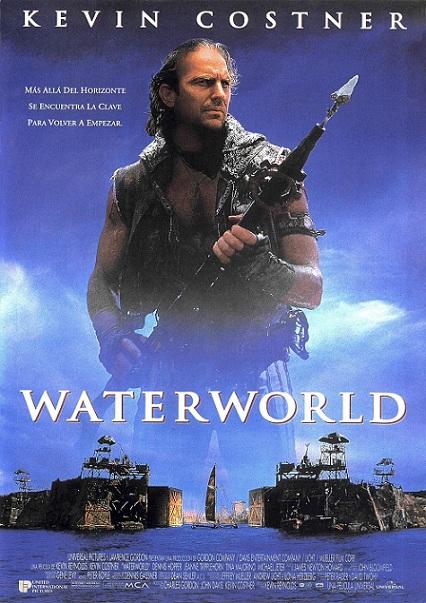 Waterworld Película 1995 Sensacinecom