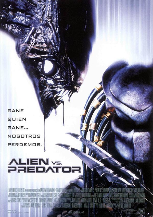 Alien Vs Predator Película 2004 Sensacine Com