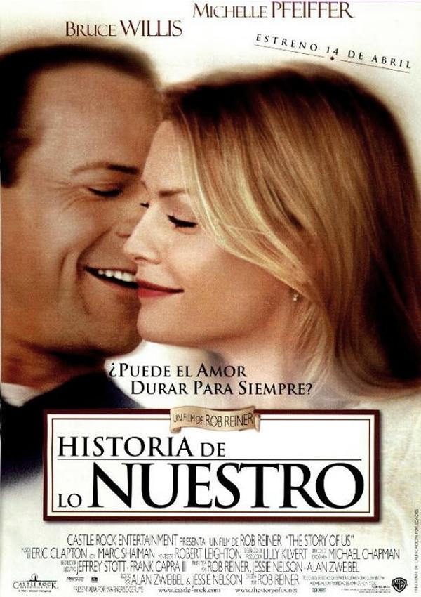Historia De Lo Nuestro Pelicula 1999 Sensacine Com