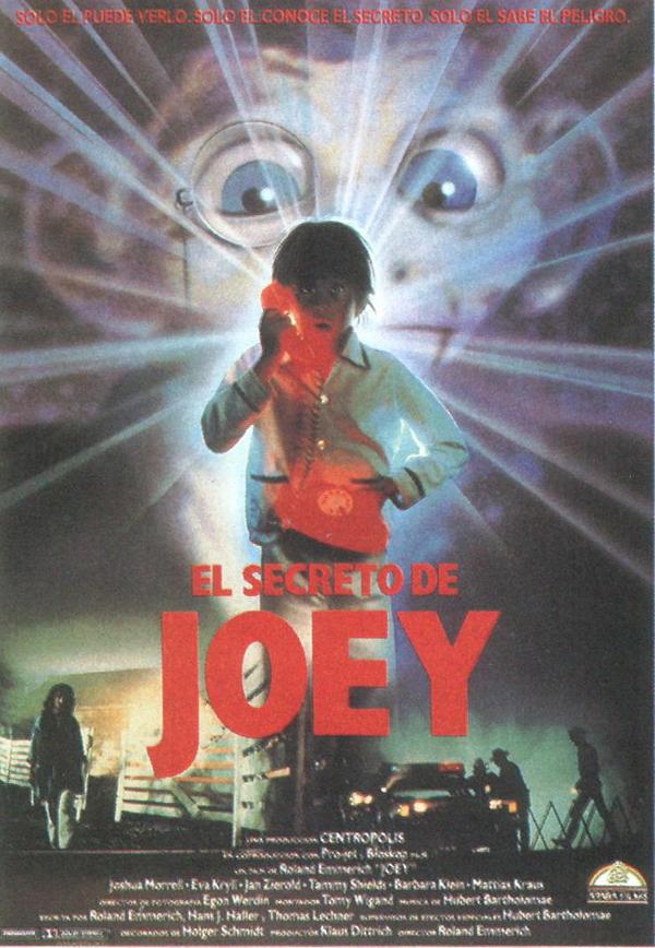 El secreto de joey pel culas similares for Banda sonora de el jardin secreto