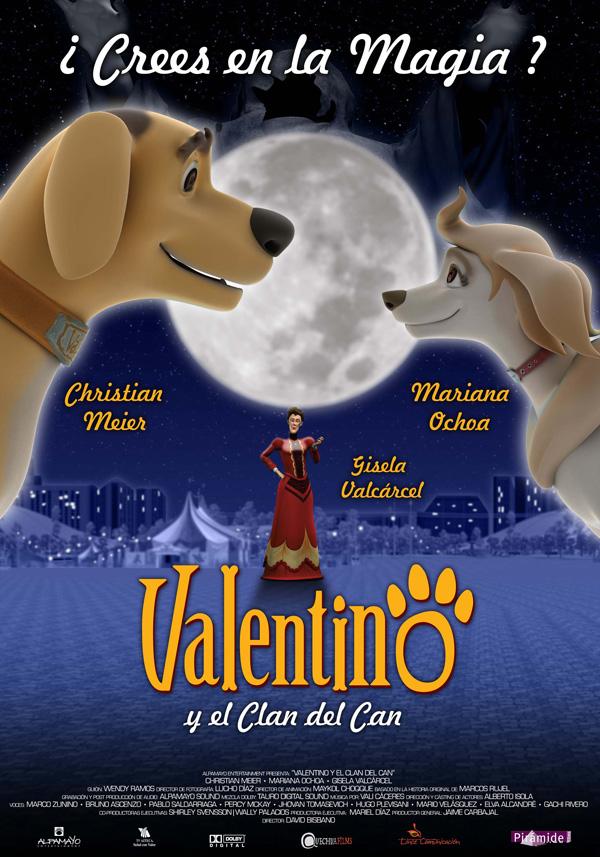 Valentino Y El Clan Del Can Película 2008 Sensacinecom