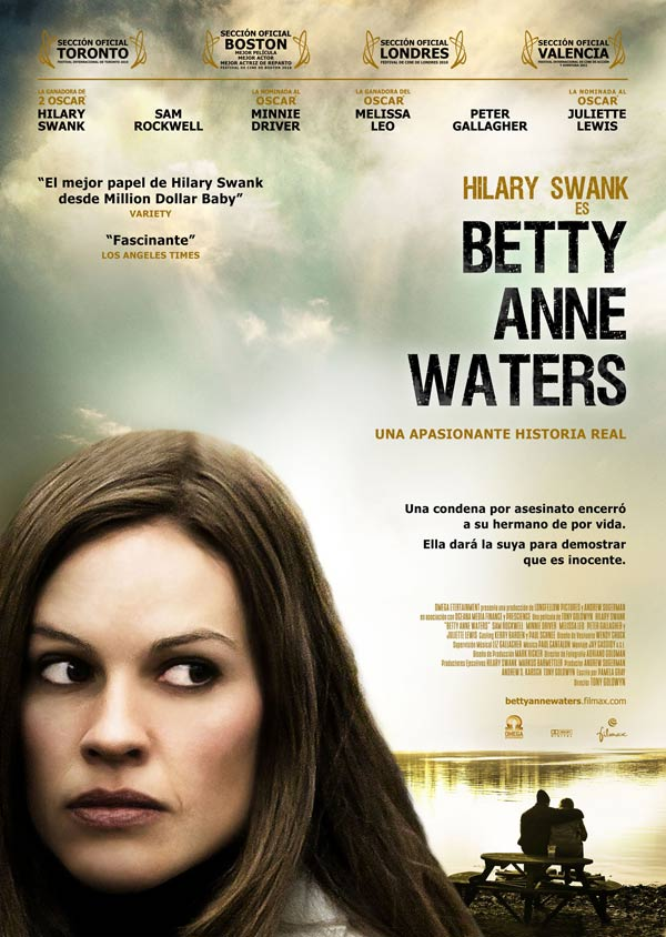 Betty Anne Waters - Película 2010 - SensaCine.com