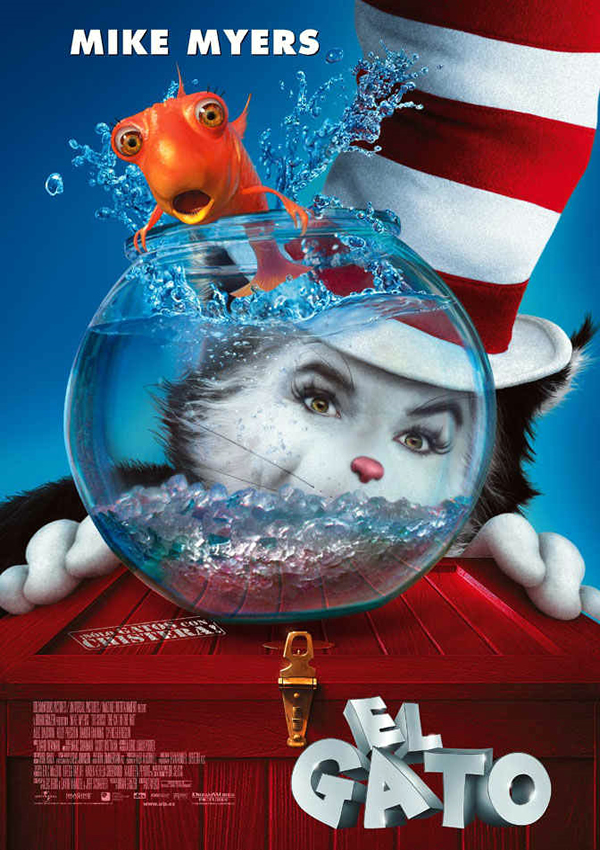 Cat In The Hat Movie Soundtrack