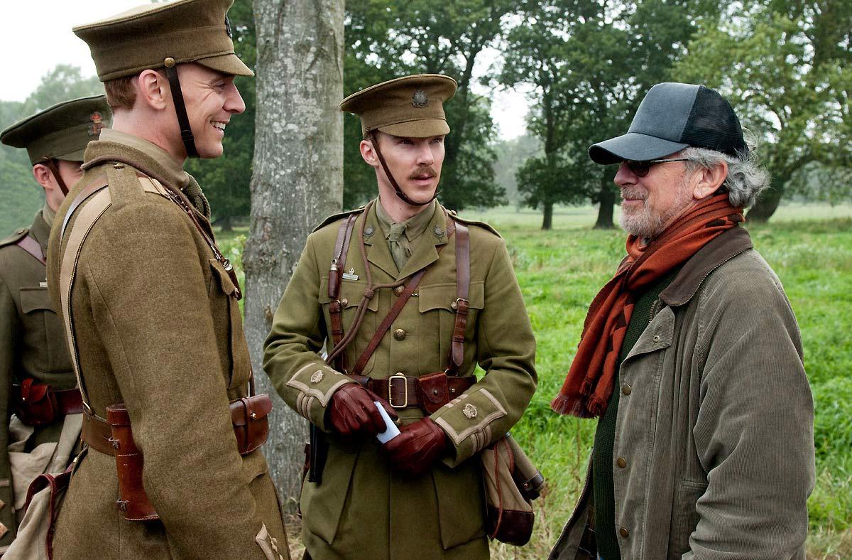 Foto de Tom Hiddleston - War Horse (Caballo de batalla ...Tom Hiddleston Benedict Cumberbatch War Horse