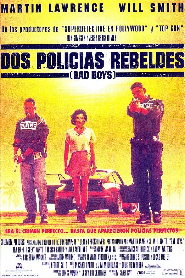 Dos Policías Rebeldes Bad Boys Película 1995 Sensacine Com