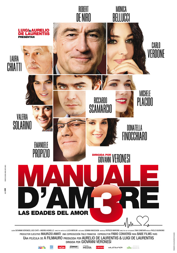 Manuale Damore 3 Las Edades Del Amor Películas Similares