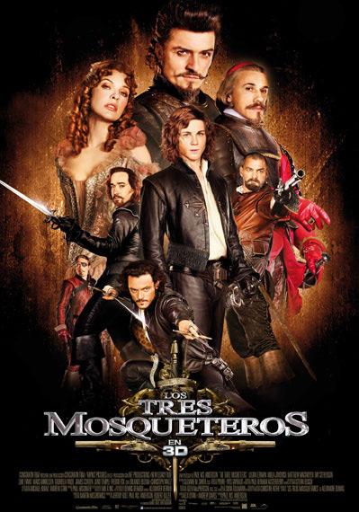 Los Tres Mosqueteros Película 2011 Sensacine Com