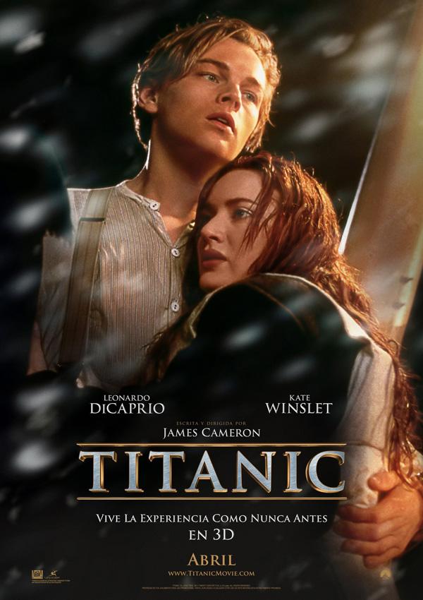 poster de la pelicula titanic