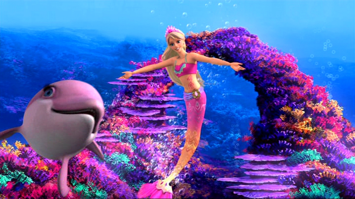 Foto de barbie en una aventura de sirenas 2 foto 4 sobre 6 - Barbie barbie sirene ...