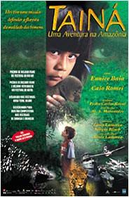 o filme taina uma aventura na amazonia