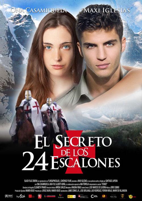 El secreto de los 24 escalones pel cula 2011 for Banda sonora de el jardin secreto