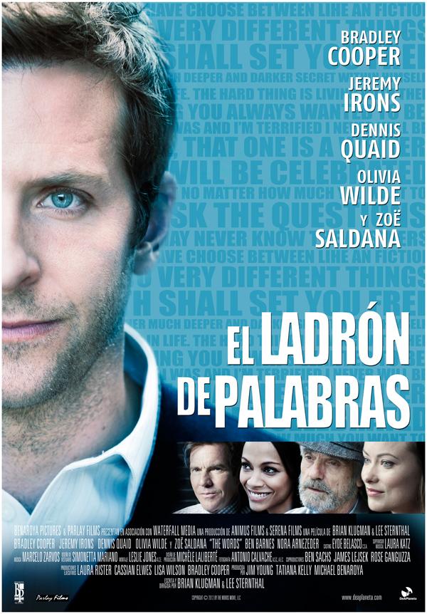 El ladrón de palabras - Película 2012 - SensaCine.com