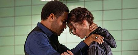 Los Juegos Del Hambre Jennifer Lawrence Y Lenny Kravitz Posan En