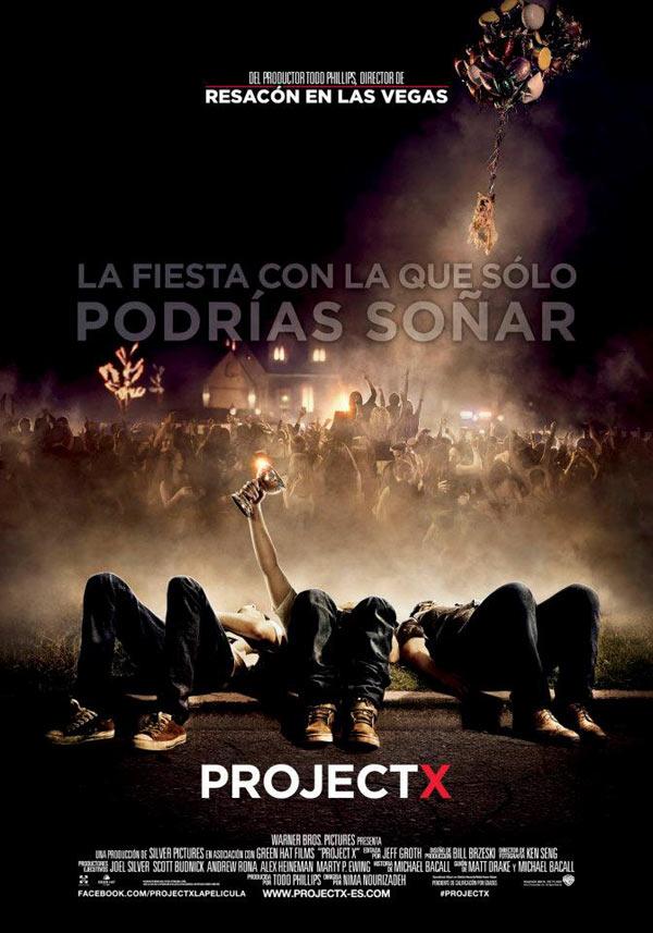 Project X Película 2012 Sensacine Com