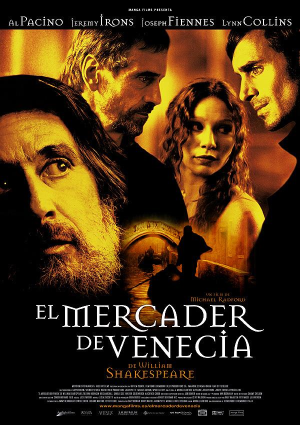 Banda sonora el mercader de venecia for El mercader de venecia