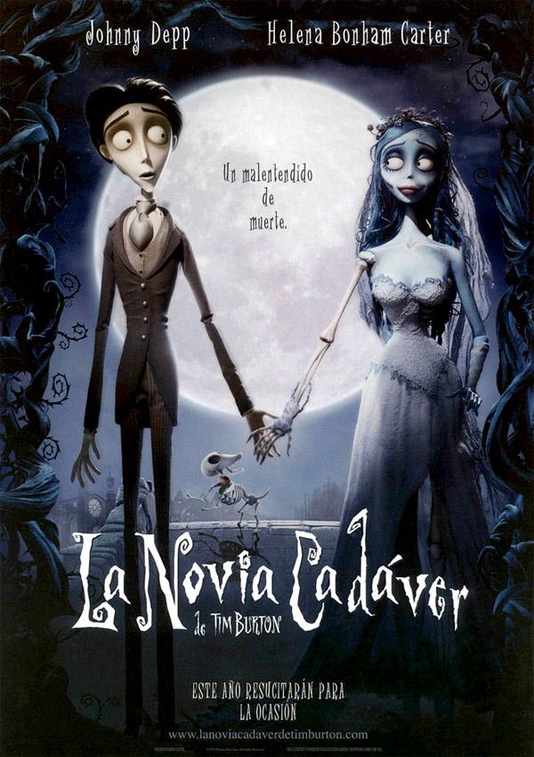 la novia cadáver - película 2004 - sensacine
