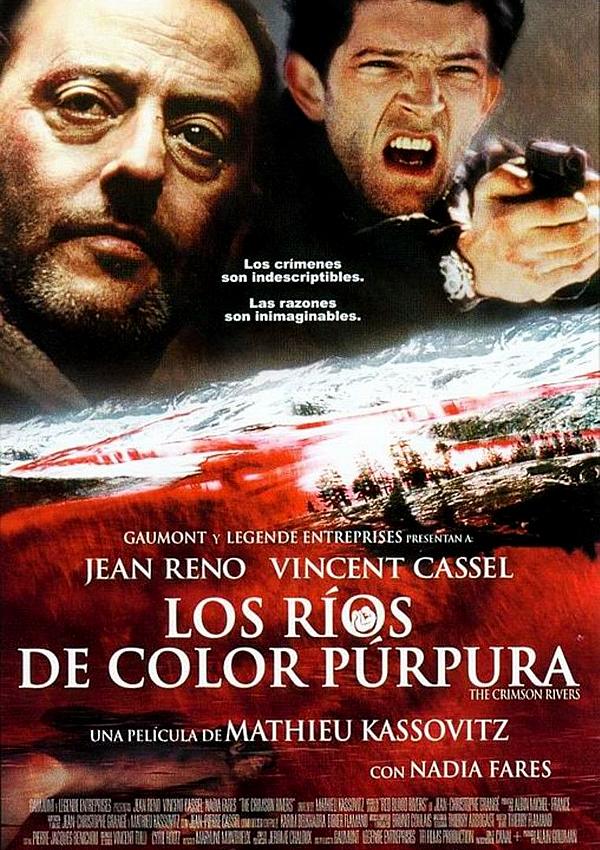Los ríos de color púrpura - Película 2000 - SensaCine.com