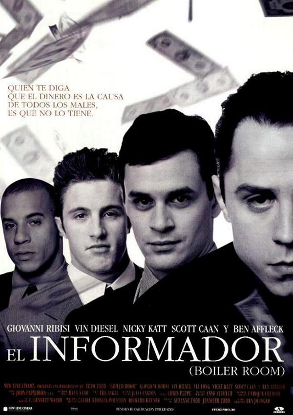 El informador - Película 2000 - SensaCine.com
