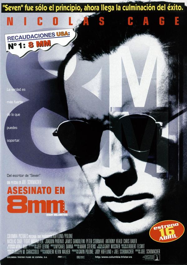 Asesinato en 8 MM: Fotos y carteles - SensaCine.com