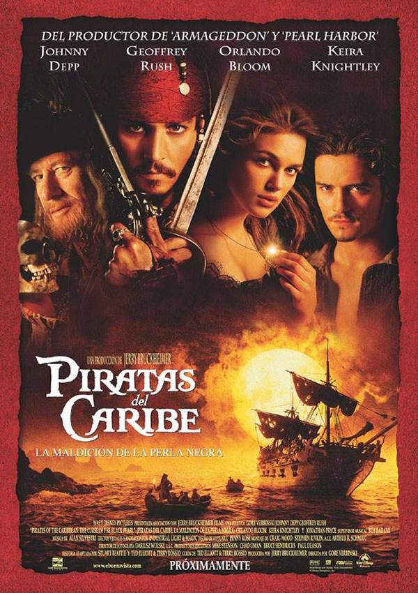 Piratas Del Caribe La Maldición De La Perla Negra Película 2003 Sensacine Com