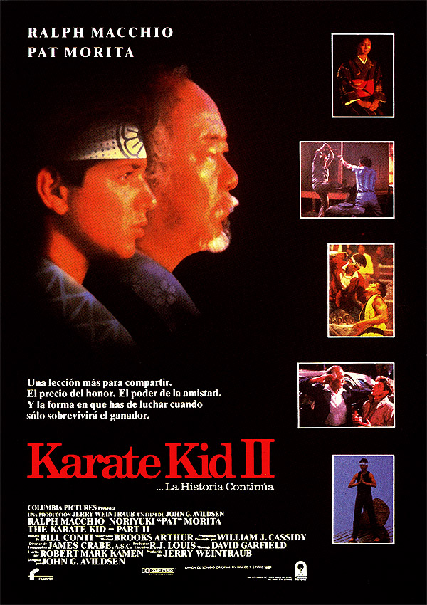 Karate Kid El Karate Kid 3 Pelicula Completa En Espanol Latino