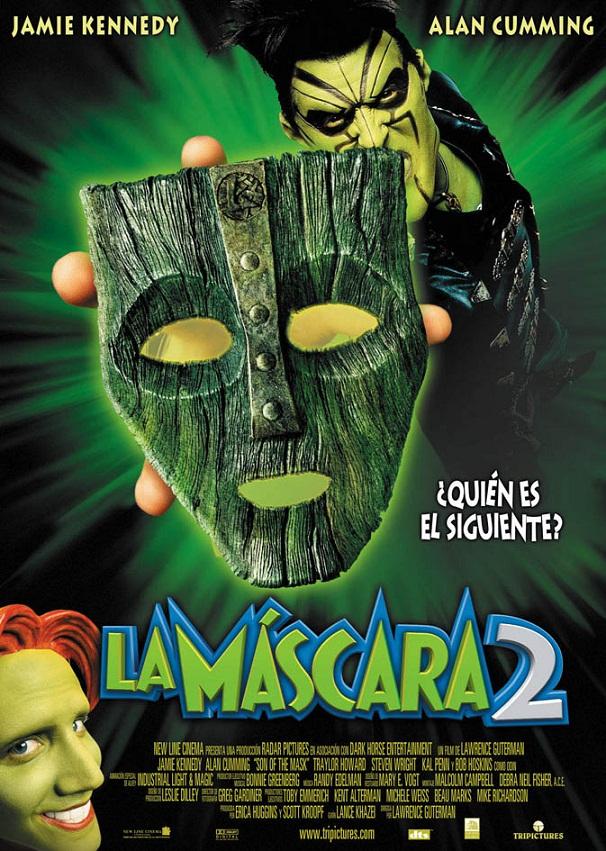 La Máscara 2 Película 2005 Sensacine Com