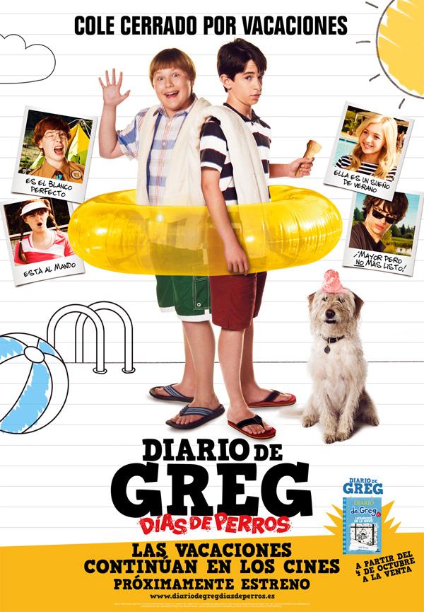 Diario de Greg 3: Días de perros: 1 Anécdotas y secretos