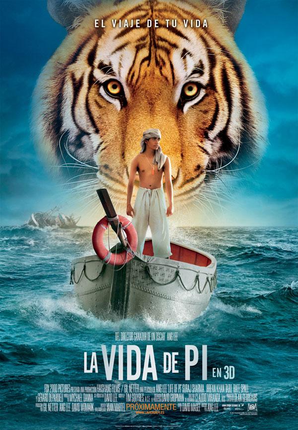 La Vida De Pi Película 2012 Sensacine Com