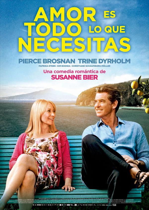 Amor Es Todo Lo Que Necesitas Película 2011 Sensacinecom