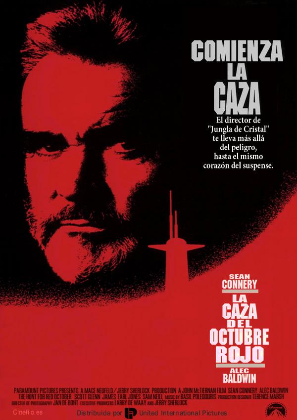 La Caza Del Octubre Rojo Película 1990 Sensacine Com