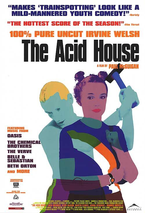 The Acid House Characters