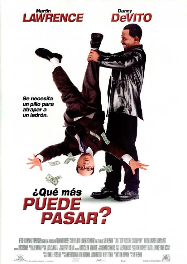 Qué Más Puede Pasar Película 2001 Sensacine Com