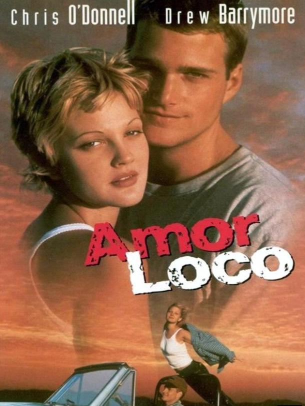Cartel de Amor loco - Poster 2 - SensaCine.com Drew Barrymore