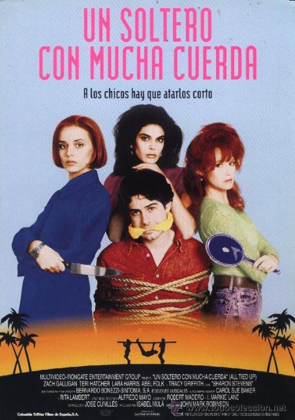 Soltero Un Mucha Película Cuerda 1993 Con kwPOn80