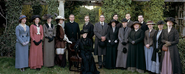 Best Cuarta Temporada Downton Abbey Photos - Casas: Ideas & diseños ...