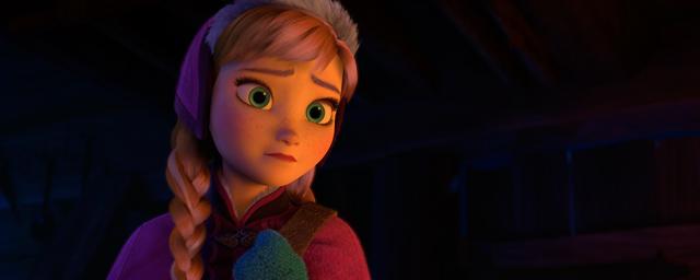 Frozen, el reino del hielo': un spot más de la nueva de Disney ...