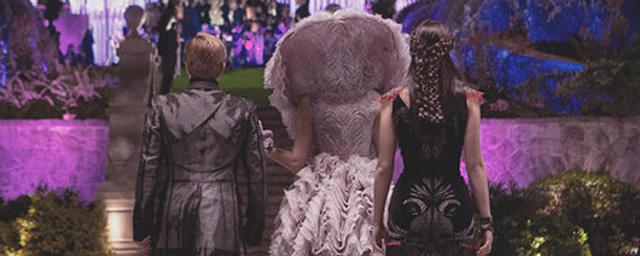 Los Juegos Del Hambre En Llamas Nuevas Fotos Con Katniss Y Peeta