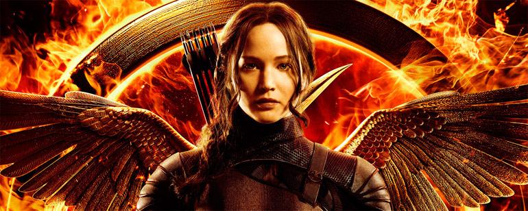 Los Juegos Del Hambre Sinsajo Parte 2 Jennifer Lawrence Publica